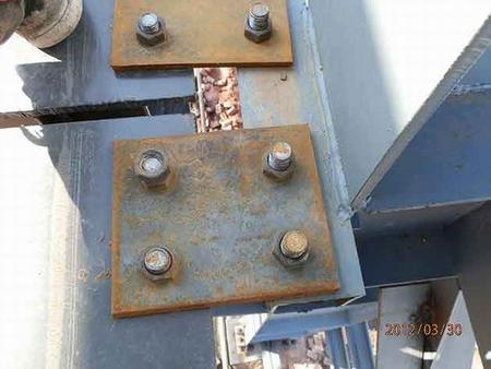 拱架连接板
